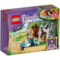 41032 MOTOCYKL RATOWNICZY (First Aid Jungle Bike) KLOCKI LEGO FRIENDS  Minifigures