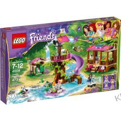 41038 BAZA RATOWNICZA (Jungle Rescue Base) KLOCKI LEGO FRIENDS