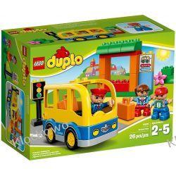 10528 SZKOLNY AUTOBUS (School Bus) KLOCKI LEGO DUPLO  Friends