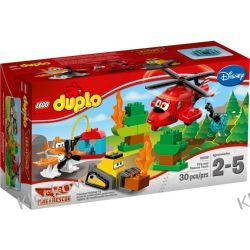 10538 DRUŻYNA STRAŻACKA (Fire and Rescue Team) KLOCKI LEGO DUPLO  Kompletne zestawy