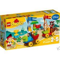 10539 PLAŻOWE WYŚCIGI (Beach Racing) KLOCKI LEGO DUPLO  Creator