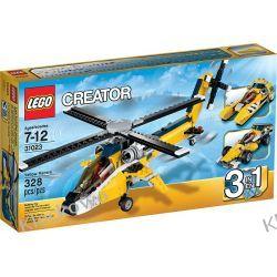 31023 SZYBKIE POJAZDY (Yellow Racers) KLOCKI LEGO CREATOR Z zabawkami