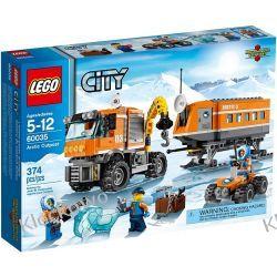 60035 MOBILNA JEDNOSTKA ARKTYCZNA (Arctic Outpost) KLOCKI LEGO CITY