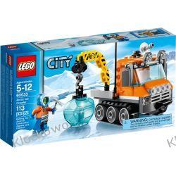 60033 ARKTYCZNY ŁAZIK LODOWY (Arctic Ice Crawler) KLOCKI LEGO CITY