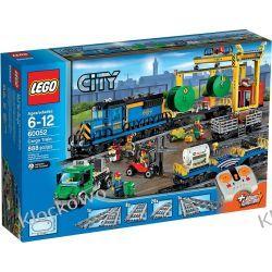 60052 POCIĄG TOWAROWY (Cargo Train) KLOCKI LEGO CITY Playmobil