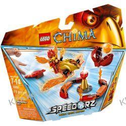 70155 OGNISTA JAMA (Inferno Pit) KLOCKI LEGO LEGENDS OF CHIMA  Kompletne zestawy