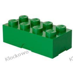 POJEMNIK LEGO 8 CIEMNOZIELONY - LEGO POJEMNIKI Kompletne zestawy