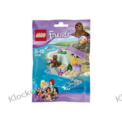 41047 FOCZKA NA SKALE (Seal on a Rock) KLOCKI LEGO FRIENDS