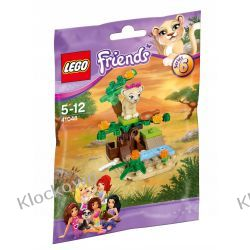 41048 LWIĄTKO NA SAWANNIE (Lion in the Savannah) KLOCKI LEGO FRIENDS