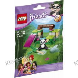 41049 PANDA I BAMBUS (Panda in the Bamboo) KLOCKI LEGO FRIENDS