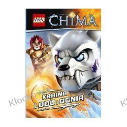 KSIĄŻKA LEGO LEGENDS OF CHIMA - KRAINA LODU I OGNIA Kompletne zestawy