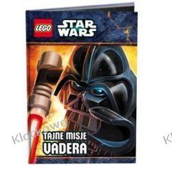 KSIĄŻKA LEGO® Star Wars™. TAJNE MISJE VADERA Playmobil