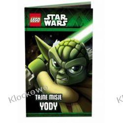 KSIĄŻKA LEGO® Star Wars™. TAJNE MISJE YODY Kompletne zestawy