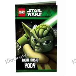 KSIĄŻKA LEGO® Star Wars™. TAJNE MISJE YODY Creator