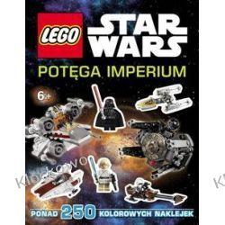 KSIĄŻKA LEGO® Star Wars™. POTĘGA IMPERIUM