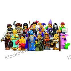 71007 KOLEKCJA MINIFIGUREK KOMPLET 16 SZT 12 SERIA  - KLOCKI LEGO MINIFIGURKI