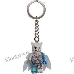 850909 BRELOK SIR FANGAR (Sir Fangar Key Chain)  - LEGO CHIMA Minifigures