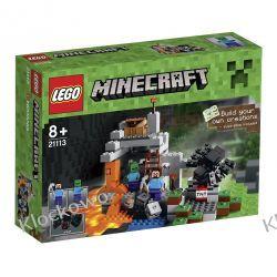 21113 - MINECRAFT JASKINIA - KLOCKI LEGO MINECRAFT Playmobil