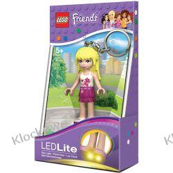 MINI LATARKA LED LEGO KEY LIGHT - LEGO FRIENDS STEPHANIE- BRELOK Kompletne zestawy
