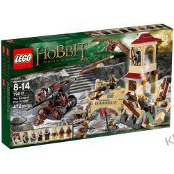 79017 BITWA PIĘCIU ARMII (The Battle of the Five Armies) KLOCKI LEGO HOBBIT Playmobil