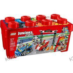 10673 - WYŚCIGI (Race Car Rally) - KLOCKI LEGO JUNIORS Inne zestawy