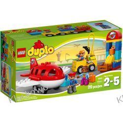 10590 LOTNISKO (Airport) KLOCKI LEGO DUPLO