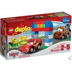 10600 ZYGZAK I ZŁOMEK (Classic Race) KLOCKI LEGO DUPLO  Pozostałe