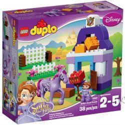 10594 KRÓLEWSKA STAJNIA (Sofia the First Royal Stable) KLOCKI LEGO DUPLO  Kompletne zestawy