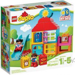 10616 MÓJ PIERWSZY DOMEK (My First Tractor) KLOCKI LEGO DUPLO  Playmobil