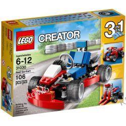 31030 CZERWONY GOKART (Red Go-Kart) KLOCKI LEGO CREATOR Kompletne zestawy