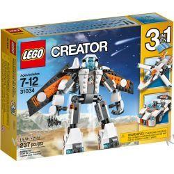 31034 ROBOT PRZYSZŁOŚCI (Future Flyer) KLOCKI LEGO CREATOR
