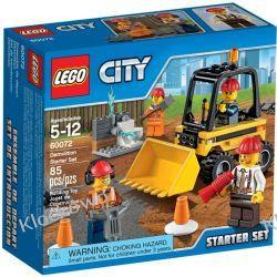 60072 WYBURZANIE- ZESTAW STARTOWY (Demolition Starter Set) KLOCKI LEGO CITY Kompletne zestawy
