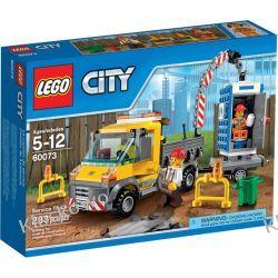 60073 WÓZ TECHNICZNY (Service Truck) KLOCKI LEGO CITY Kompletne zestawy