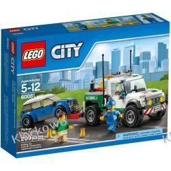 60081 SAMOCHÓD POMOCY DROGOWEJ (Pickup Tow Truck) KLOCKI LEGO CITY