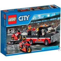 60084 TRANSPORTER MOTOCYKLI (Racing Bike Transporter) KLOCKI LEGO CITY Harry Potter