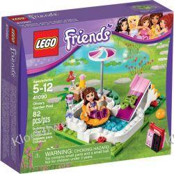 41090 OGRODOWY BASEN OLIVII (Olivia's Garden Pool) KLOCKI LEGO FRIENDS Playmobil