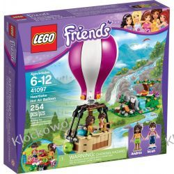 41097 BALON W HEARTLAKE (Heartlake Hot Air Balloon) KLOCKI LEGO FRIENDS