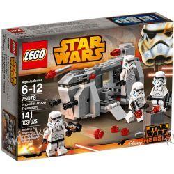 75078 TRANSPORT SZTURMOWCÓW IMPERIUM (Imperial Troop Transport) KLOCKI LEGO STAR WARS  Pirates