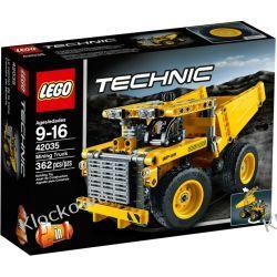 42035 CIĘŻARÓWKA GÓRNICZA (Mining Truck) KLOCKI LEGO TECHNIC
