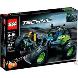42037 TERENÓWKA (Formula Off-Roader) KLOCKI LEGO TECHNIC Kompletne zestawy