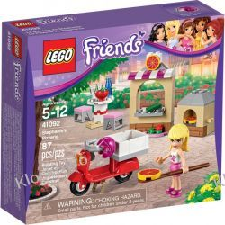 41092 PIZERIA STEPHANII (Stephanie's Pizzeria) KLOCKI LEGO FRIENDS Toy Story