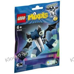 41534 VAMPOS KLOCKI LEGO MIXELS Kompletne zestawy