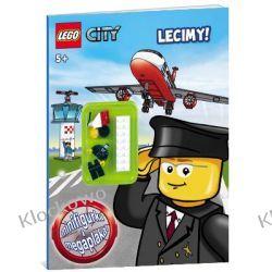 KSIĄŻKA LEGO CITY - LECIMY Ninjago