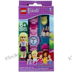 5004116 ZEGAREK STEPHANII (Friends Stephanie Watch with Mini Doll) LEGO FRIENDS