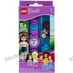 5004130 ZEGAREK OLIVII (Friends Olivia Watch with Mini Doll) LEGO FRIENDS