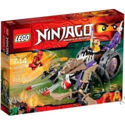 70745 NISZCZYCIEL ANACONDRAI (Anacondrai Crusher) KLOCKI LEGO NINJAGO Kompletne zestawy
