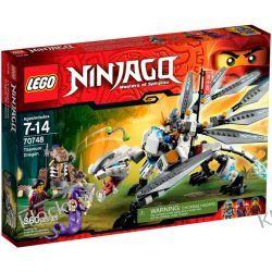 70748 TYTANOWY SMOK (Titanium Dragon) KLOCKI LEGO NINJAGO Miasto
