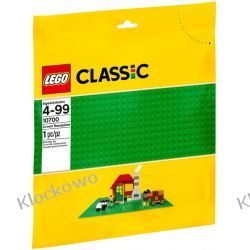 10700 ZIELONA PŁYTKA KONSTRUKCYJNA (32x32 Green Baseplate) KLOCKI LEGO CLASSIC Friends