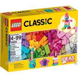10694 KREATYWNE BUDOWANIE LEGO W JASNYCH KOLORACH (Creative Supplement Bright) KLOCKI LEGO CLASSIC Kompletne zestawy