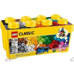 10696 KREATYWNE KLOCKI LEGO ŚREDNIE PUDEŁKO (Medium Creative Brick Box) KLOCKI LEGO CLASSIC Policja